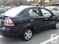 CHEVY AVEO LT  2010  automatic: transmission Color: