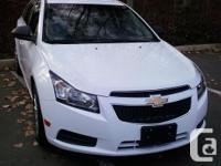 Make. Chevrolet. Model. Cruze. Year. 2011. Colour.