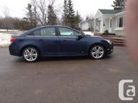 Make Chevrolet Model Cruze Year 2011 Colour Blue kms