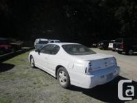 Make Chevrolet Model Monte Carlo Year 2000 Colour