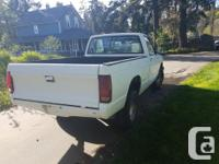 Make Chevrolet Trans Automatic Reliable 1987 4cyl S-10