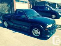 I'm selling my 2003 Chevy S10 Xtreme. I have all the