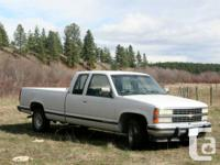 Camper's special -- this truck is a 2 wheel drive, 3/4