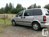 Make Chevrolet Model Venture Colour Grey Trans