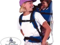 Tough Traveler Child-carrying Hiking Backpack for