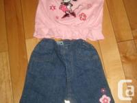 Toddler Girls 3-4 mths Charming Clothing - acquire all