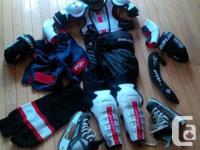 Youth Full hockey collection-(4-8 yr Old) including
