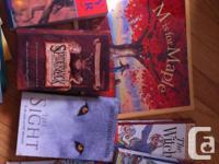 A wonderful assortment of children's books. Roald Dahl,