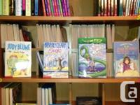 Several books for youthful readers ages 6-12. QUALITY