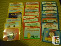 Lot of 24 Scholastic Little Leveled Readers - Levels A