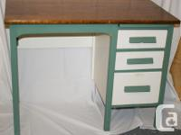 A nice, shabby chic furniture set for a child's room