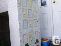 Beautiful cupboard for any bedroom or playroom Cupboard