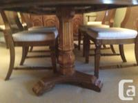 "China Cabinet 6' 7"" at its tallest point 15"" wide and"