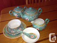 Chinese dishes, excellent condition, bought 36 years