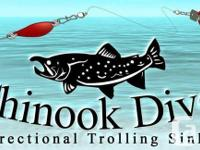 Chinook Diver. Directional Trolling Device.  Order