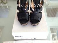 I'm cleaning out my footwear closet and offering a few