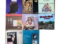 Selection of 35 LP's Crystal Gayle - We Must Believe In