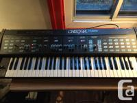 Rhodes Chroma Polaris synth in excellent working