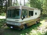 There are reasons these 'Oregon' developed motorhomes