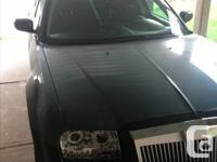 2005 Chrysler 300. Silver. 3.5 L V6. 216k kms. Customer