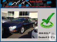 This 2001 Chrysler Concorde is a very trusted