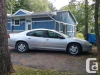 Make Chrysler Model Intrepid Year 2000 Colour Silver