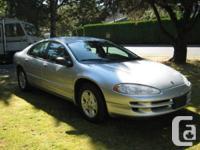 2003 Chrysler Intrepid SE. 4 dr sedan. Silver.