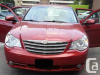 A must see vehicle.  Woman driver, well maintained,