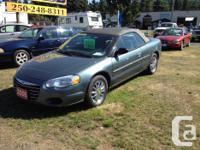Make. Chrysler. Model. Sebring. Year. 2006. Colour.