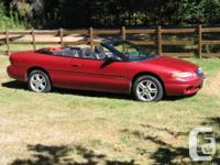 Make Chrysler Model Sebring Year 1997 Colour Candy
