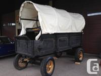 1912 Chuck Wagon Available for sale at Backus Racing