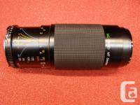 $59 PRICE INCLUDES ALL TAXES. CIMKO 1-3.5-4.5 55-225mm