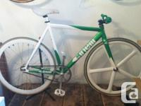 53cm Cinelli Mash Fixed Gear Very sought after