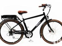 The Pedego City Traveler electric bicycles are great