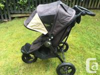 I have a 'City Elite Baby Jogger' stroller in excellent