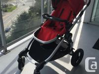 City select baby jogger in very good condition Extras