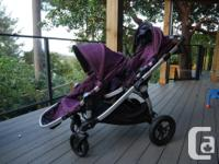 Excellent stroller. Was recommended highly to us and I