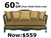 """The """"Claremont-Toffee"""" upholstery collection is the"""