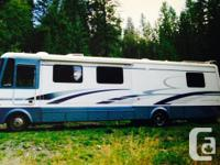 Kept out of the aspects, this 37 ft. RV has all the