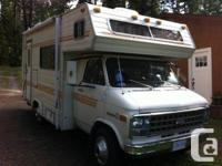 chevy motorhome for sale in British Columbia - Buy & Sell chevy