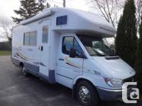 23 foot diesel beauty. 2006. Great mileage. Only