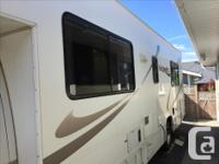 2003 28' Class C Motorhome, on a Ford E450 Chassis and