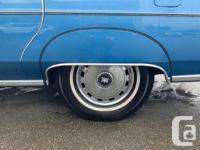 Make Mercury Model Grand Marquis Year 1975 Colour Blue