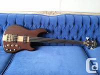 'Vintage 1980' Ibanez Artist Fretless Bass (MC 940) for sale  Quebec