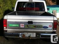 Make Ford Model Ranger Year 1989 Colour silver kms
