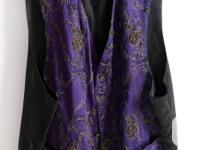 Exquisitely described as well as attractive waistcoat,, used for sale  British Columbia