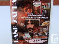 For Sale: Classic Albums Frank Zappa - Apostrophe('), used for sale  Ontario