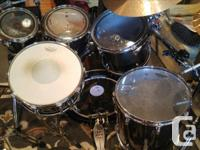 I bought these drums in 87 based on how pretty they