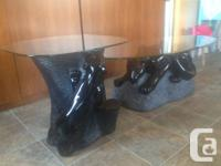 Available is a Mid Century vintage Black Panther Coffee