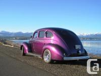 Make Ford Year 1939 Colour aubergine Trans Automatic
